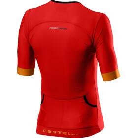Castelli Free Speed 2 Race Mouwloos Shirt Heren, rood